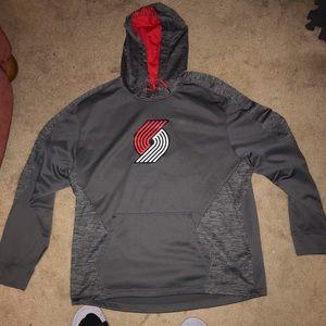 Portland Trail Blazers Hoodie Size XXL